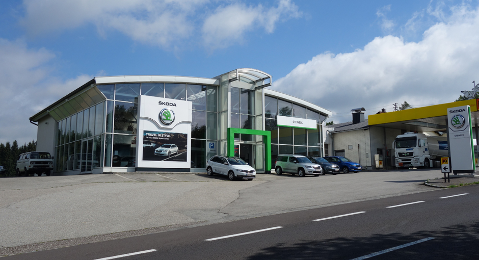 Steineck Kfz GmbH - Ihr Skoda Partner in Sendl für Skoda Neuwagen, Gebrauchtwagen aller Marken und Reparatur von Kraftfahrzeugen aller Hersteller!